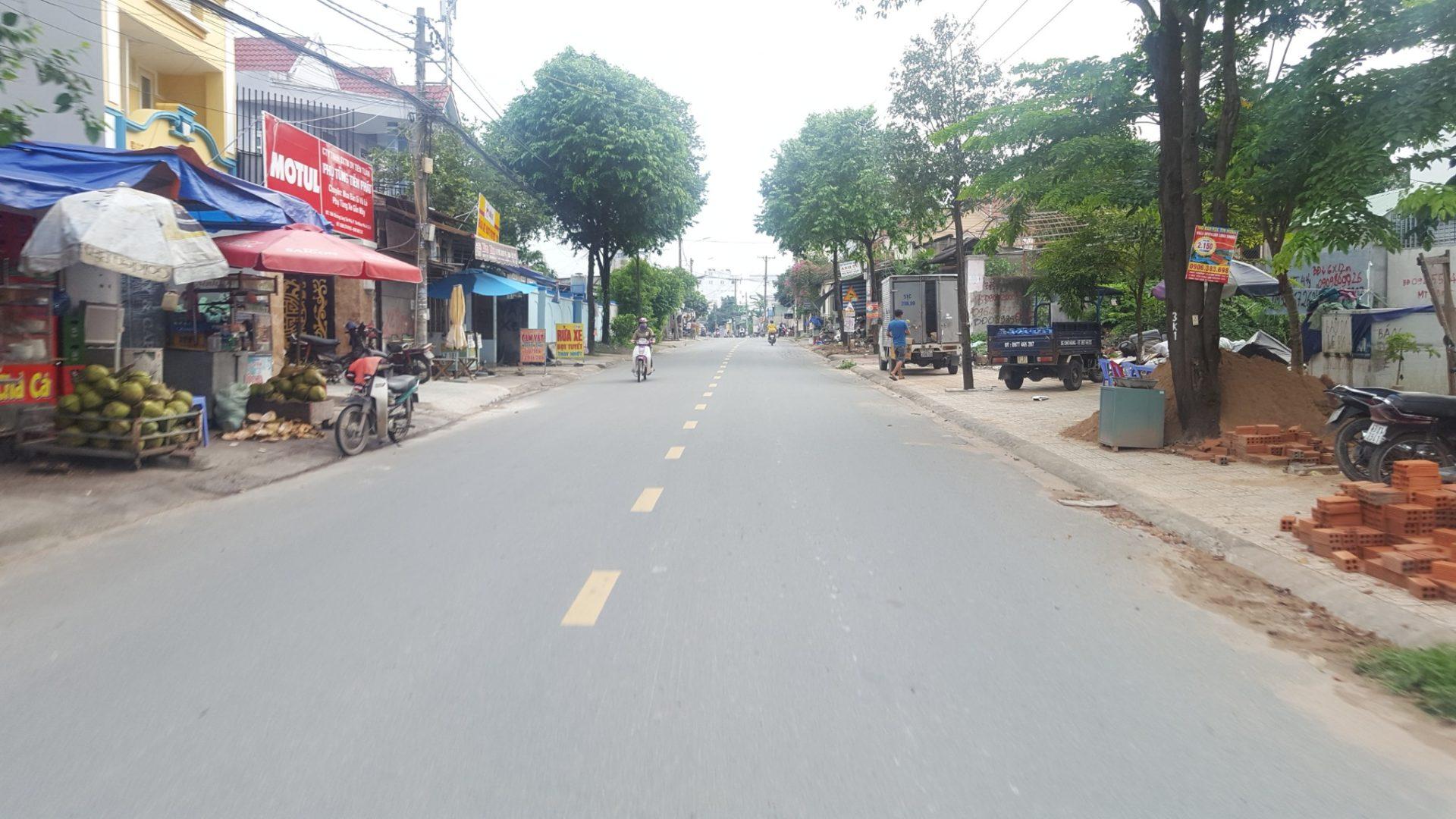 Đất Tăng Nhơn Phú A Quận 9 Đường Làng Tăng Phú, Dân Cư Đông Trí Thức, Vị Trí Đẹp Đường 10m Giá Cực Tốt Chỉ 2,5 tỷ