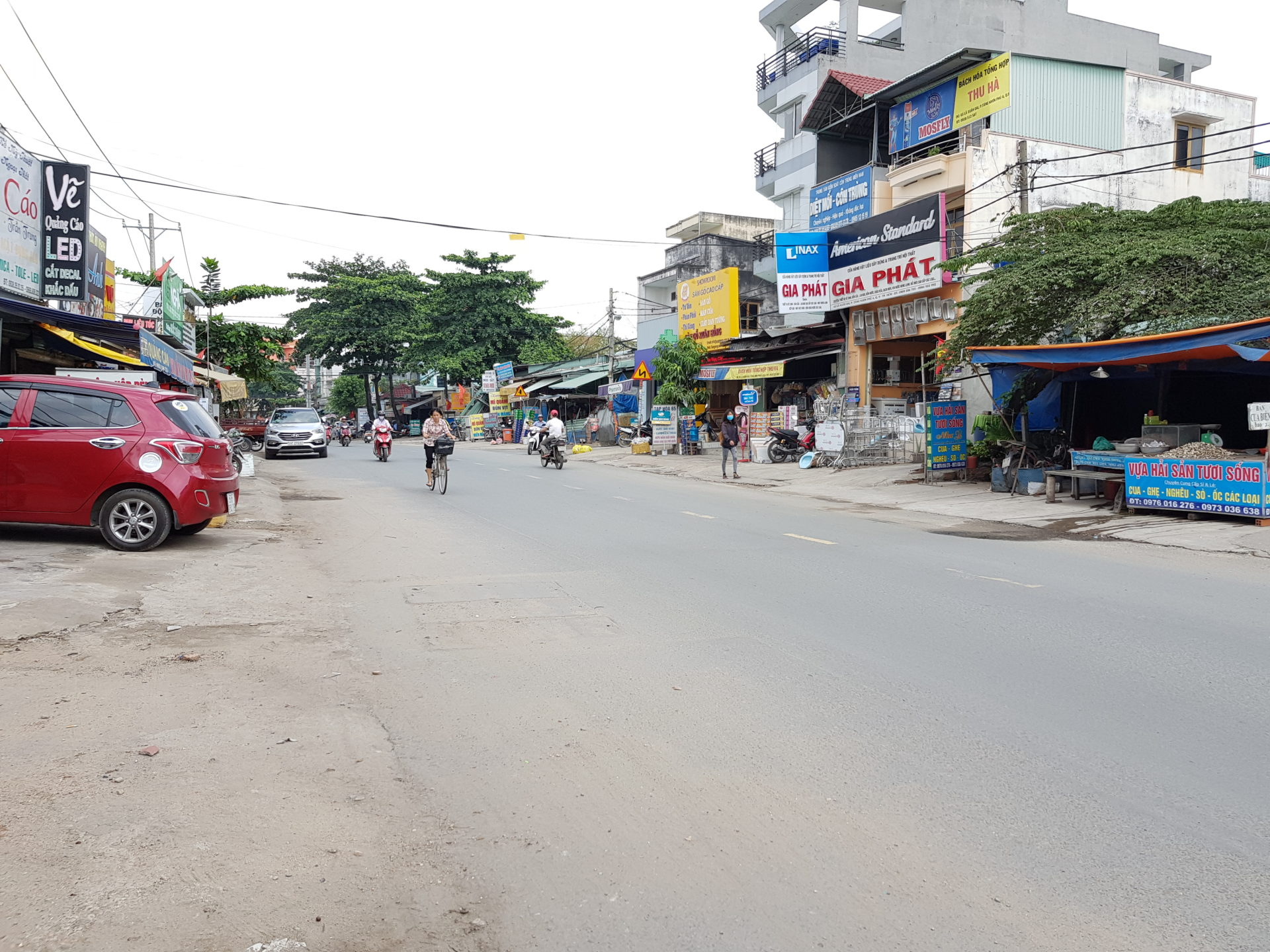Đất Mặt Tiền Quận 9 Đường Lã Xuân Oai Tăng Nhơn Phú A, Vị Trí 2 Mặt Tiền Đường. Giá Cực Rẻ DT Cực Đẹp 225m2