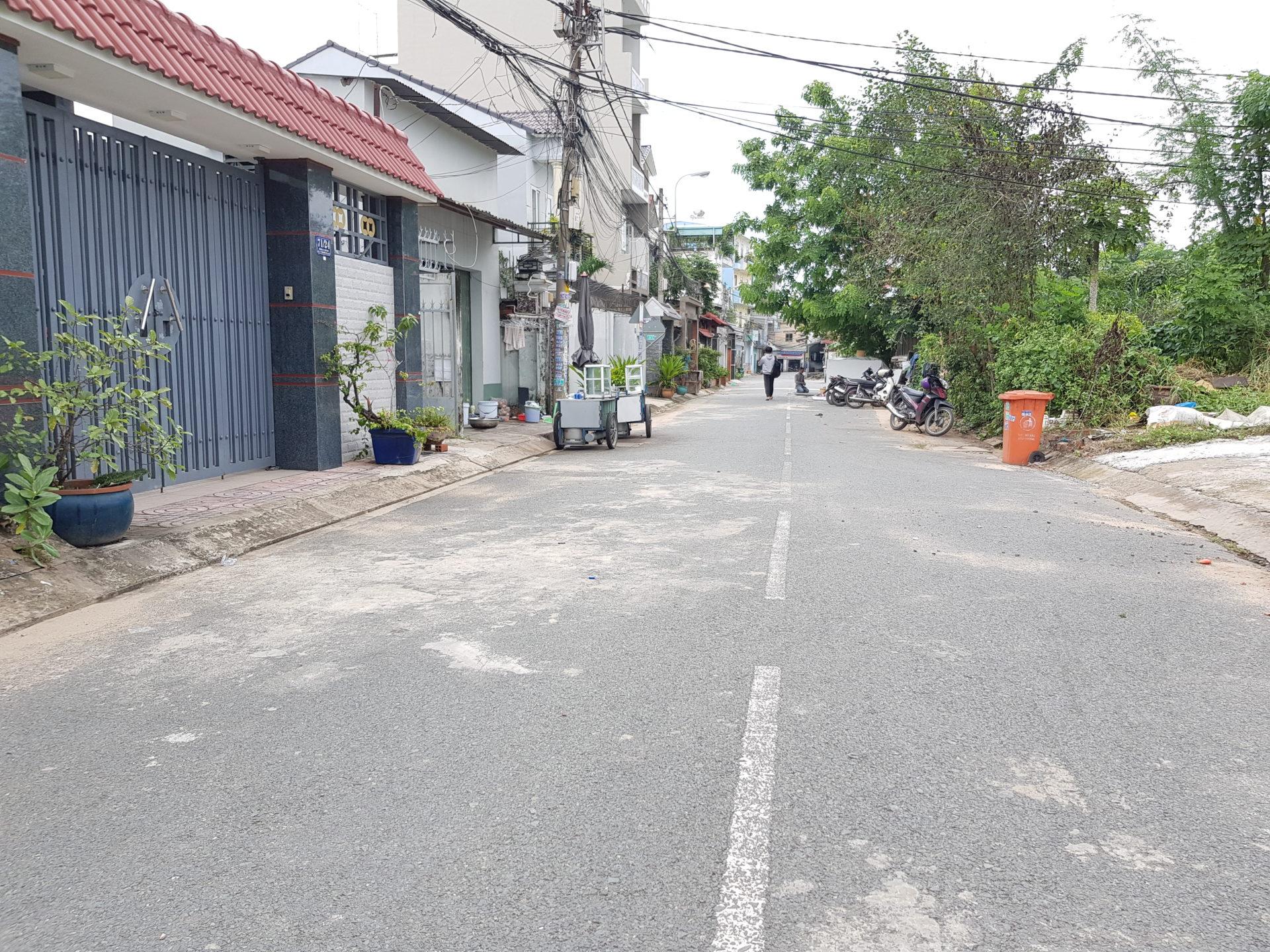 Đất Tăng Nhơn Phú A Quận 9 Ngay Trung Tâm, Dân Cực Đông. Vị Trí Cực Đẹp, Người Thuê Cực Nhiều, Giá Cực Rẻ