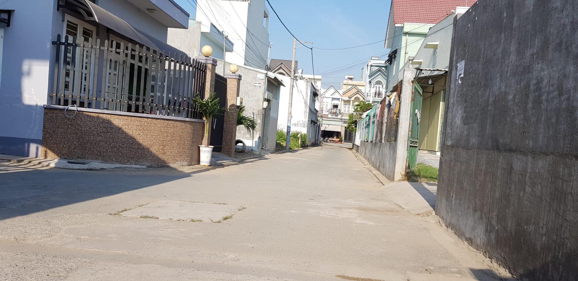 Đất Đường 160 Quận 9 Ngay Trung tâm Tăng Nhơn Phú A, DT 60m2 Đã Được Ép 12 Cọc, chỉ với 2,9 tỷ, Đất rất Đẹp đầu tư bảo đảm lời