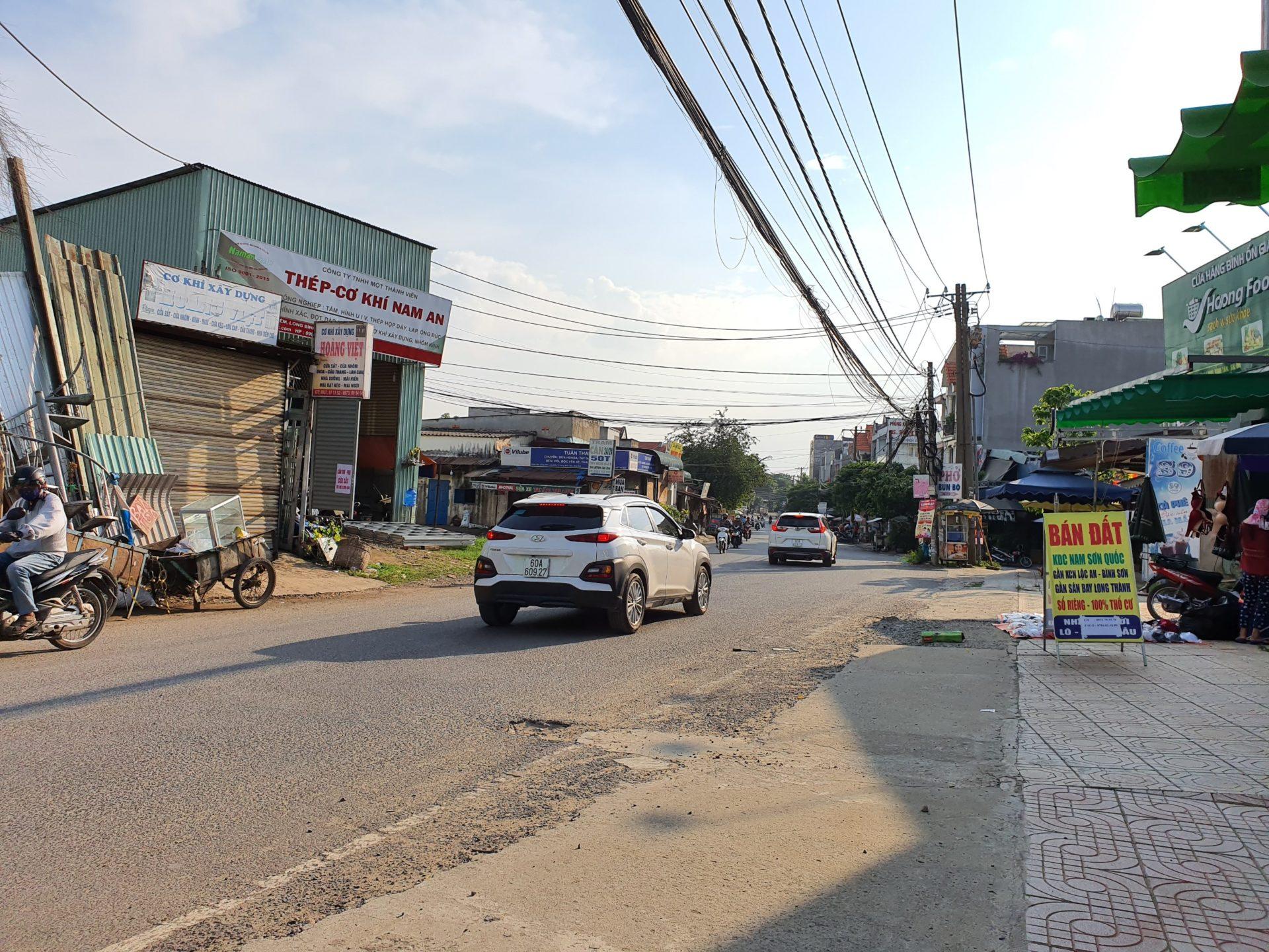 Đất Biên Hòa Đồng Nai, Ngay Ngã Ba Vũng Tàu ,gần Quận 9, KDC hiện hữu đã có Sổ Riêng , điện âm