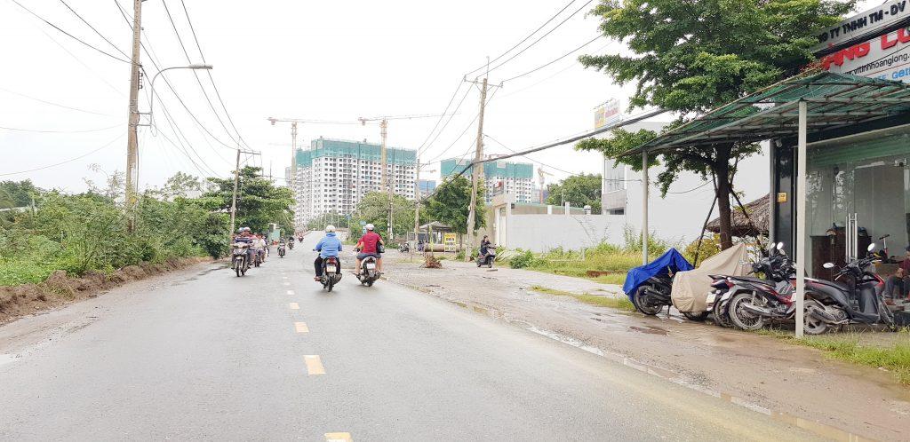 Đất Quận 9 Nguyễn Xiển Vị Trí Mặt Tiền Dự Án Nằm Sát Vinhomes Q9, Đã Có Sổ Giá chỉ 3 tỷ