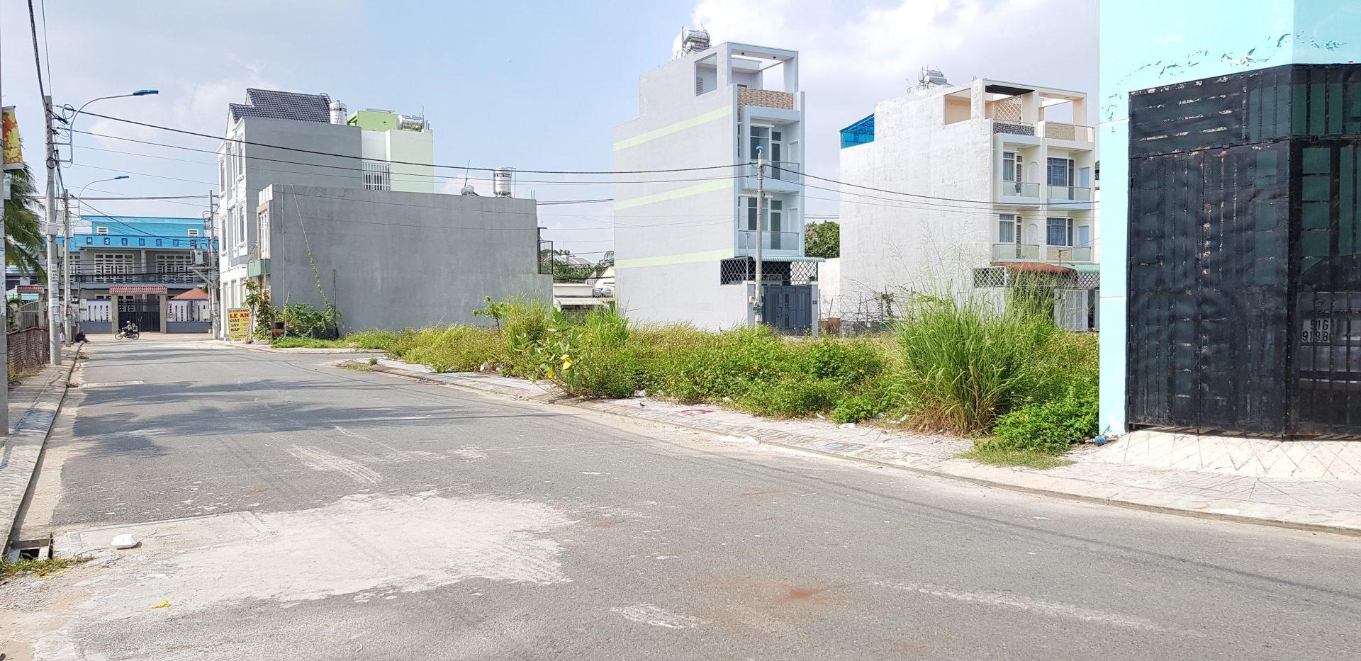 Bán Đất Trường Thạnh Quận 9, đường Lò Lu, cạnh dự án căn hộ HausNima EZLand. DT 55m2, đường 9m